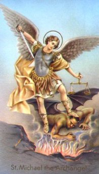 archangel-michael-holy-card