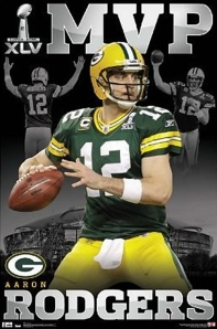 Aaron-Rodgers-Super-Bowl-Sports-Poster-Print