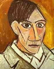 Picasso_self_portrait_1907
